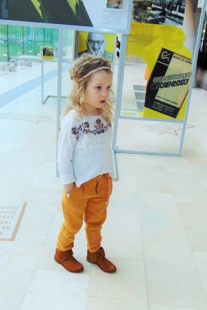 Power fringes children fashion…