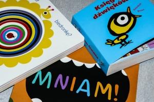 Co czytać z roczniakiem? Moje propozycje książkowe dla najmłodszych